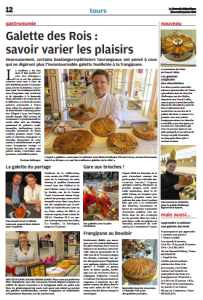article NR galette