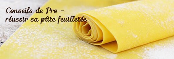 Chocolaterie Bellanger - BLOG - Réussir sa pâte feuilletée : conseils de pro.